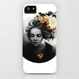 Blossom Blonde iPhone Case
