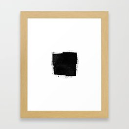 The fourth wall Framed Art Print
