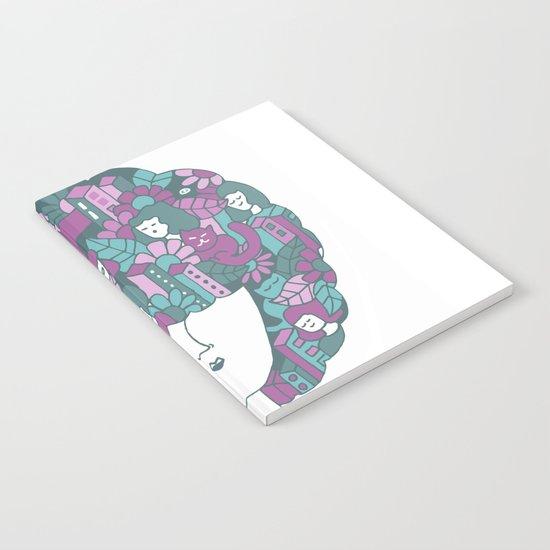 Hair Notebook