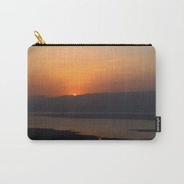 Masada Sunrise Carry-All Pouch