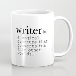 Writer Definition Converts Tea Coffee Mug