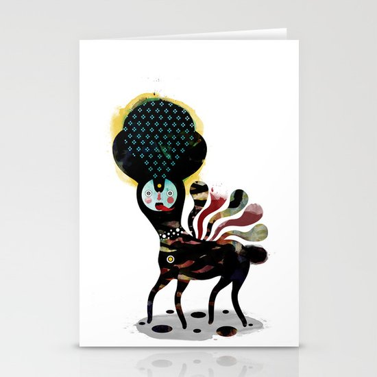 Muxxi & Alvaro Tapia / Duality Stationery Cards