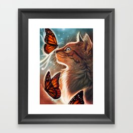 Wanderer Framed Art Print