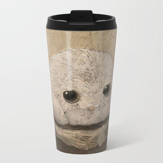 Bubble Metal Travel Mug