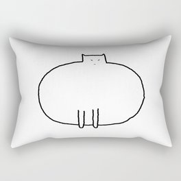 Cat 91 Rectangular Pillow