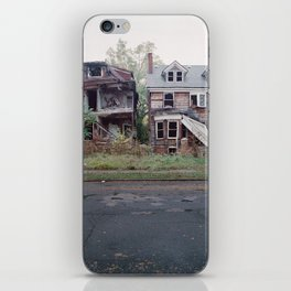 Abandoned Houses iPhone Skin