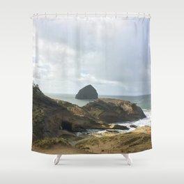 Cape Kiwanda Shower Curtain