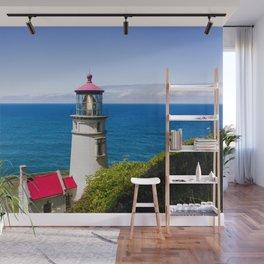 Keep an Eye Out - Heceta Head Lighthouse Wall Mural