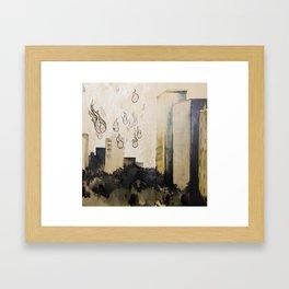 Yvonne's Dream Framed Art Print