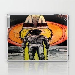 Space Deth Laptop & iPad Skin