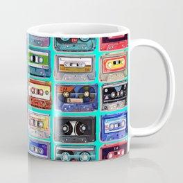 Acrylic Mix -turquoise Coffee Mug