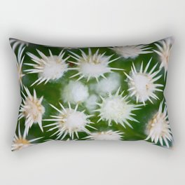 Cactus Close Up Rectangular Pillow