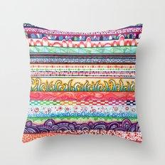 Oh, Wondrous Fair! Throw Pillow
