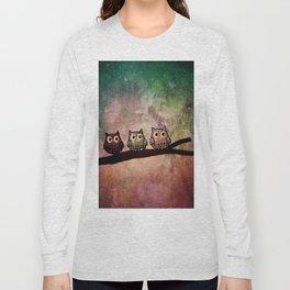 owl 187 Long Sleeve T-shirt