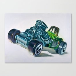 32 Bantam Roadster Altered Canvas Print