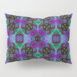 Tryptile 27b (Repeating 1) Pillow Sham