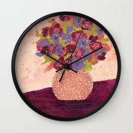 All Around You Wall Clock