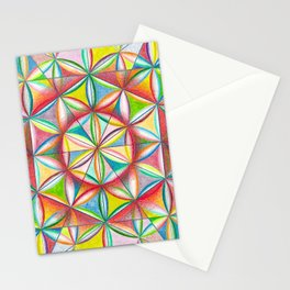 Sacred Design - The Rainbow Tribe Collection Stationery Cards