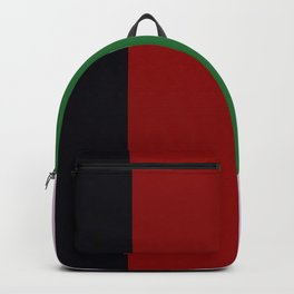 The Death of a Cancer patient (Bridge logo) Backpack