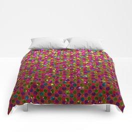 Polka Dot Sparkley Strass G266 Comforters