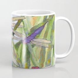 Dragonfly Summer Coffee Mug