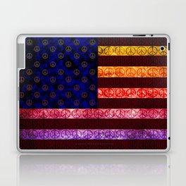 50 SHADES OF PEACE - 079 Laptop & iPad Skin