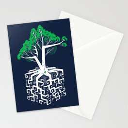 Cube Root Stationery Cards