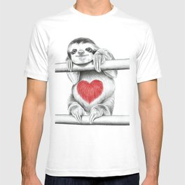 If Care Bears were sloths... T-shirt