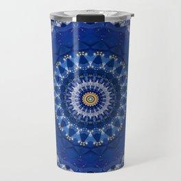 Mandala star dust Travel Mug