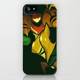 SAMUS iPhone Case