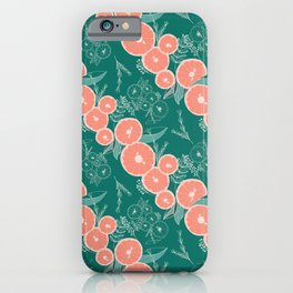 Citrus Party  iPhone Case