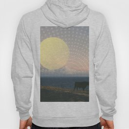 Cow at Sunset Hoody