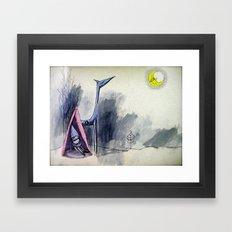 (T0T) Framed Art Print
