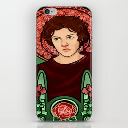 Art Nouveau Harry iPhone Skin
