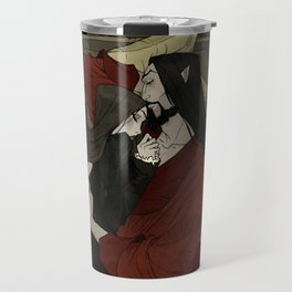 Vampire Lovers Travel Mug