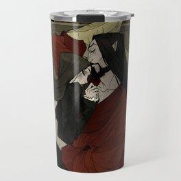 Vampire Lovers Travel Mug
