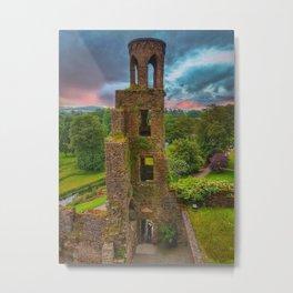 Blarney Castle Colour Metal Print