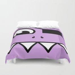 Monsters⁴ : Purple Duvet Cover