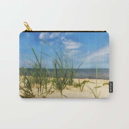 Beach Gras Impressions Carry-All Pouch
