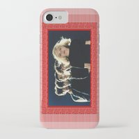 blondie iPhone & iPod Cases featuring BLONDIE by Kathead Tarot/David Rivera