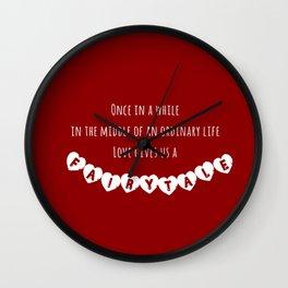 Fairytale Wall Clock