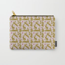 Bunny Love - Easter edition Carry-All Pouch