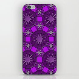 Dodecagons iPhone Skin