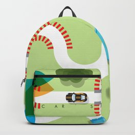 C A R S Backpack