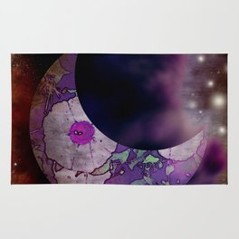 Moonflower Concord Rug