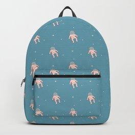 Space cartoon pattern Backpack