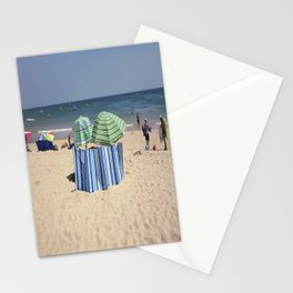 Twin Umbrella's and the Sun! Stationery Cards