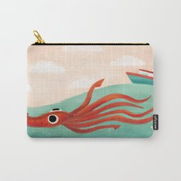 Giant Squid Carry-All Pouch