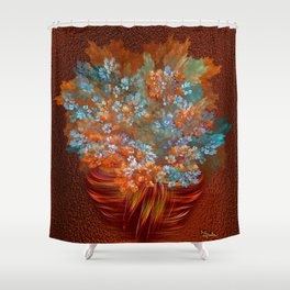 A gift of joy  Shower Curtain