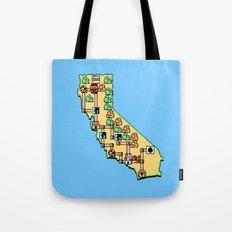 Super California Tote Bag
